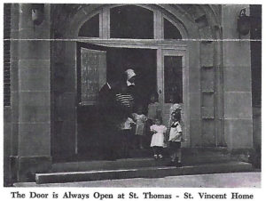 catholic charities of louisville - history - orphanage