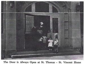 catholic charities of louisville - history - orphanage